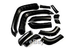 Outland 6 PC Fender Flare Kit for Jeep Grand Cherokee ZJ 1993-1998 391163510