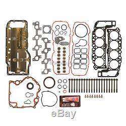 Overhaul Engine Rebuild Kit Fit 99-02 Dodge Dakota Ram 1500 Jeep 4.7L V8