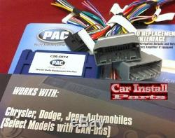 PAC Interface Premium Radio Wire Harness Stereo w CANBUS C2R-CHY4