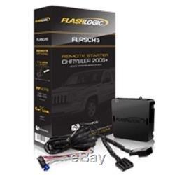 Plug & Play Remote Start Add On For 2007 2008 Dodge Ram 1500 Factory Key Fob