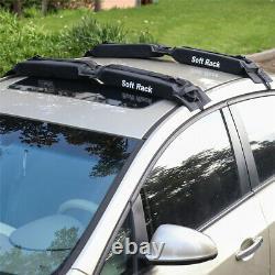 Portable Removable Soft Roof Rack Fishing Kayak Snow board Surfboard Sup Ski