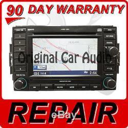REPAIR CHRYSLER 300 DODGE Ram JEEP REC Navigation Radio 6 CD Disc Changer FIX