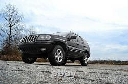 Rough Country 2 Suspension Lift Kit For Jeep Grand Cherokee WJ 1999-2004