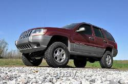 Rough Country 4 Suspension Lift Kit For Jeep Grand Cherokee WJ 1999-2004