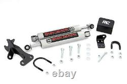 Rough Country Dual Steering Stabilizer For Jeep Grand Cherokee WJ 1999-2004