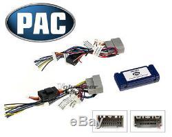 Select Chrysler Dodge Jeep RAM Radio AMPLIFIED VEHICLES Wiring Harness