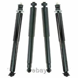 Shock Absorber Kit Front & Rear Set of 4 for 99-04 Jeep Grand Cherokee