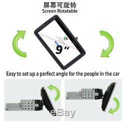 Single 1 Din 9 Car FM USB AUX MP5 Player Touch Screen Stereo Radio Android 8.1