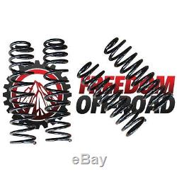 Suspension Spring Lift 2.5 / 2.0 Front for 1999-2004 Jeep Grand Cherokee