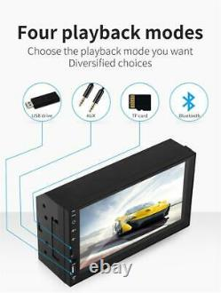 Touch 7 Car FM MP5 Player Stereo Radio Bluetooth Head Units For Apple Carplay