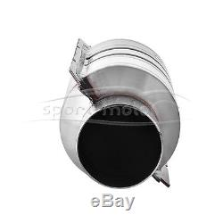 Universal 49 State 2.5 Catalytic Cat Converter Ceramic Substrate 99306HM