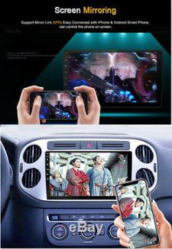 Universal 9 Android 8.1 Double 2 DIN Pad Car Stereo Radio MP5 Player GPS Wifi