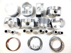 Upgraded Piston/Premium Ring Kit (Std.) for 03-07 5.7L Hemi Chrysler Dodge Jeep