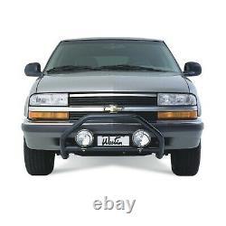 Westin 30-0005 Universal 2 Safari Black Light Bull Bar with 14.75 Mounting Depth
