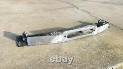 Winch plate for Jeep Grand Cherokee WK 2005 2010 hidden winch mounting plate