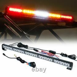 Xprite 30 Rear Chase LED Light Bar Brake Reverse for UTV Polaris Can-Am Yamaha